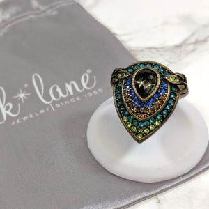 Park Lane Peacock Ring